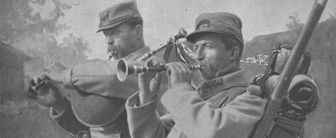 Chants de la Guerre 1914-1918