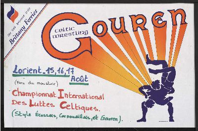 Gouren Celtic wrestling |